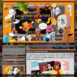 dorothee - Le Grenier de la télé