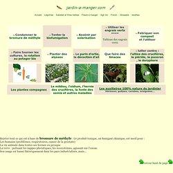 Pucerons, altise, piérides, doryphores lutte biologique contre les nuisibles et techniques de bio jardinage