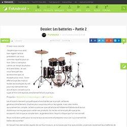 Dossier: Les batteries – Partie 2