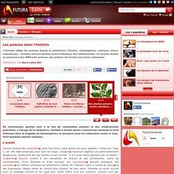 Des plantes-poisons : aconit, belladone, ciguë et digitale