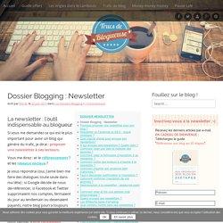 Dossier Blogging : Newsletter