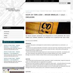 Visite en tiers-lieux : conclusion du trajet Bruxelles / Lille - Association Ping