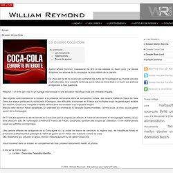 Dossier Coca-Cola