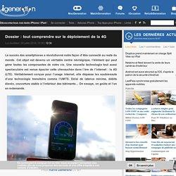 Dossier : tout comprendre sur le déploiement de la 4G