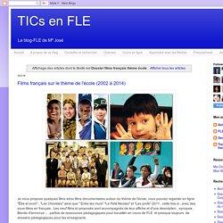 Dossier films français thème école