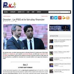 Dossier : Le PSG et le fair-play financier