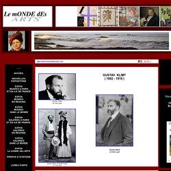 Dossier Gustav Klimt ( 1862 - 1918 )