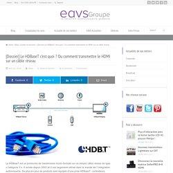 [Dossier] Le HDBaseT c'est quoi ? Ou comment transmettre le HDMI sur un câble réseau - Blog Eavs Groupe
