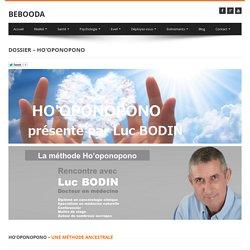 Dossier - Ho'oponopono - BeBooda