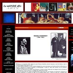 Dossier Kandinsky ( 1866 - 1944 )
