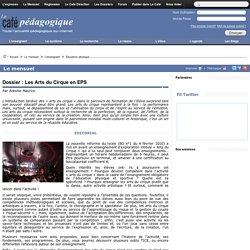 Dossier : Les Arts du Cirque en EPS