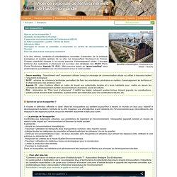 Dossier Les écoquartiers
