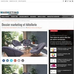 Dossier marketing et hôtellerie