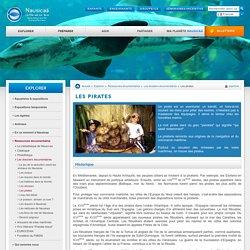 Dossier sur les pirates - Nausicaa - Centre National de la Mer