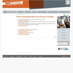 Dossier pédagogique BD et seconde guerre mondiale - CHRD Lyon