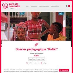 """Dossier pédagogique """"Rafiki"""""""