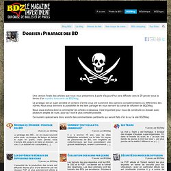Dossier : Piratage des BD