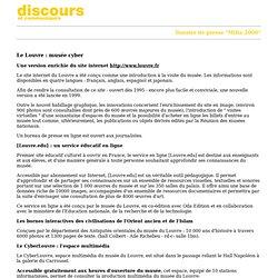 Dossier de presse du Milia 2000