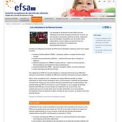 EFSA 19/12/11 Les retardateurs de flamme bromés