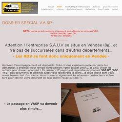 Nouvelle réglementation sur les VASP (mai 2018) : - Site de sauv-michon !