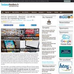Dossier: La clé du succès du marketing online
