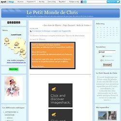 Un dossier technique complet sur l'aquarelle : Le Petit Monde de Chris