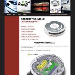 Dossier technique aspirateur robot