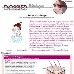 Dossier Thématique Soins du visage Aroma-Zone