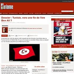 Dossier : Tunisie, vers une fin de l'ère Ben Ali ?