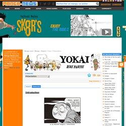 Dossier Yokai - - Présentation