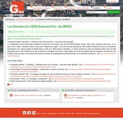Les Dossiers du CERI (Sciences Po) : les BRICS