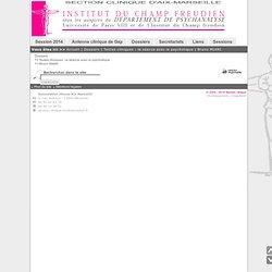 Section clinique Dossiers Textes_cliniques_la_seance_avec_le_psychotique Bruno_miani