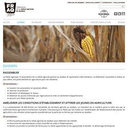 Fédération de la relève agricole du Québec