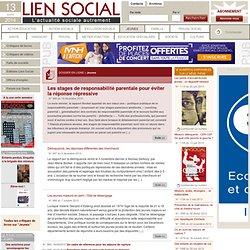 L'hebdomadaire du social fait par et pour des travailleurs sociaux, Lien Social