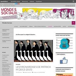 Magazine des sciences humaines et sociales