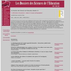 UTM - CREFI-T - Les Dossiers des Sciences de l'Education