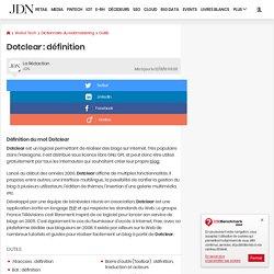 Dotclear: définition