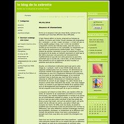 douance et chamanisme : le blog de la zebrette