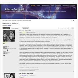 Douance et Scolarité : Discussions et Débats