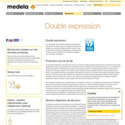 Double expression
