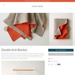 Double Knit Blanket