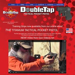 Heizer Defense - Creators of DoubleTap™