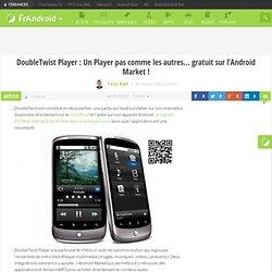 DoubleTwist Player : Un Player pas comme les autres… gratuit sur