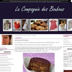 petites douceurs chocolatées ... - La Compagnie des Boubous