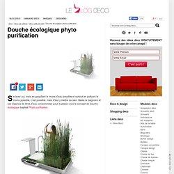 Douche écologique phyto purification