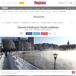 Douche froide pour l'école suédoise