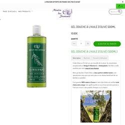 Gel Douche & Shampooing à l'Huile d'Olive 500ml - Moulin Des Senteurs