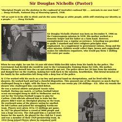 Doug Nicholls