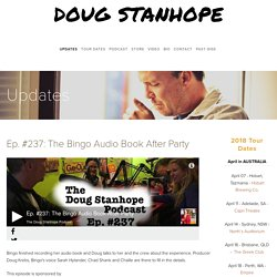 Doug Stanhope - Stand-Up Comedian