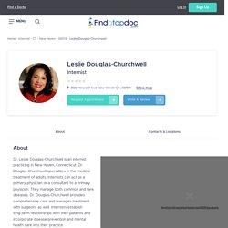 Leslie Douglas-Churchwell, Internist in New Haven, CT, 06519